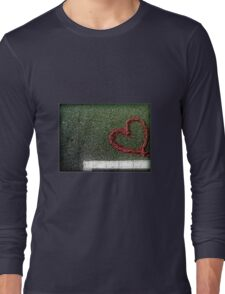 chains of love Long Sleeve T-Shirt