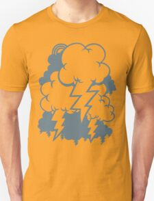 angry clouds T-Shirt
