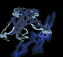 Lightning Volibear by InitialSeven