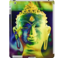 5048 Buddha head iPad Case/Skin