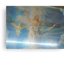 Salvation Among Us Canvas Print