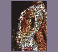 Mary - Holy Mother By Sharon Cummings Kids Clothes