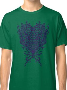 Peacock Heart Tee Light Classic T-Shirt