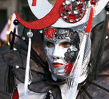 Carnival Mask 06 by Luciano Fortini