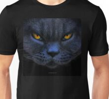 Funny Cross Cat Unisex T-Shirt