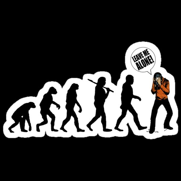 Evolution? by matthewdunnart