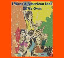 American Idol by Mike Pesseackey (crimsontideguy)