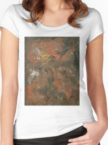 Copper Melee Women's Fitted Scoop T-Shirt