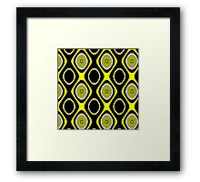 They Call Me Mellow Yellow Framed Print
