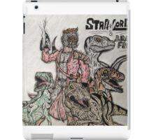 Star Lord & Jurassic Friends iPad Case/Skin