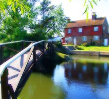 Stoke Lock Bridge - Orton by Colin J Williams Photography