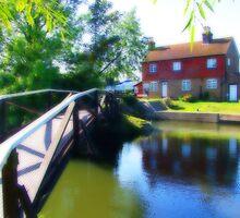 Stoke Lock Bridge - Orton by Colin J Williams Photography