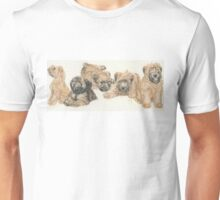Soft-coated Wheaten Terrier Puppies Unisex T-Shirt