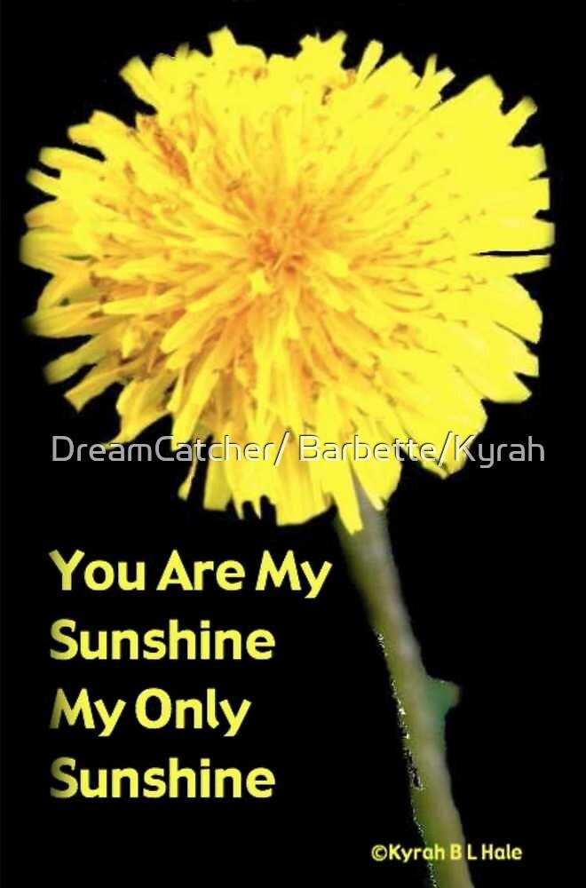 Sunshine by DreamCatcher/ Kyrah