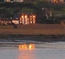 Sunset Reflections by Iani