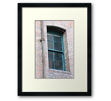 Margaret Street Framed Print