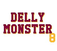 Delly Monster Photographic Print