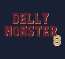 Delly Monster by OhioApparel