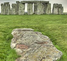 Mystery of the Stones by MartinWilliams