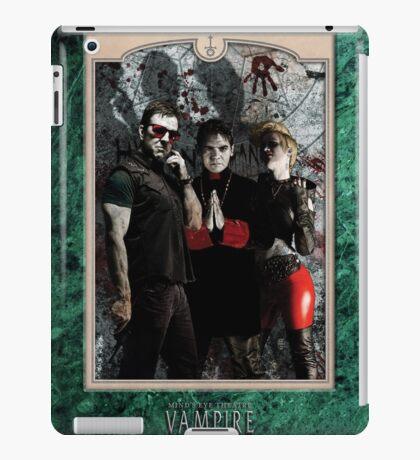 Sabbat - Green Marble iPad Case/Skin
