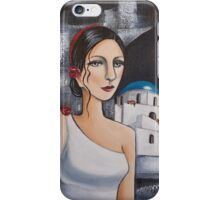 Grecian Beauty  iPhone Case/Skin