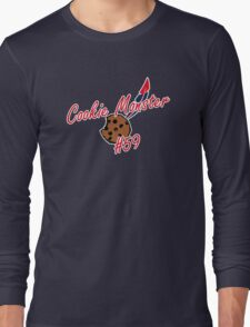 Cleveland's Cookie Monster Long Sleeve T-Shirt