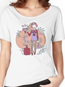 Queen of Spades Women's Relaxed Fit T-Shirt
