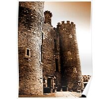 Enniscorthy Castle, Co. Wexford, Ireland Poster