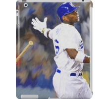 Dodgers All Star Yasiel Puig iPad Case/Skin