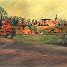 Schloss Ettersburg by HannaAschenbach
