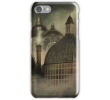 Steampunk Dreams - The Valveworks Factory iPhone Case/Skin