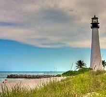 Key Biscayne Lighthouse by njordphoto