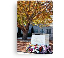 Australian War Memorial Canvas Print