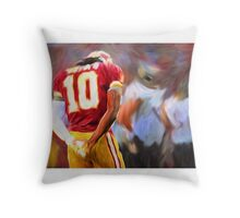 RG3 - NFL - Washington Redskins Throw Pillow
