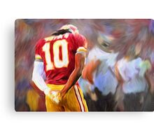 RG3 - NFL - Washington Redskins Metal Print