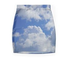 Cloudy Day Mini Skirt