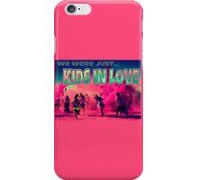 Kids In Love iPhone Case/Skin