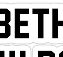 WTFIBC? (EXPLICIT VERS.) Sticker