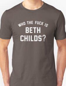 WTFIBC? (EXPLICIT VERS.)(WHITE TEXT) T-Shirt
