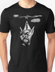 bat hanging Unisex T-Shirt