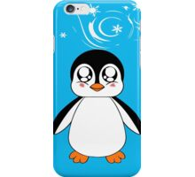 Penguin & Snow iPhone Case/Skin