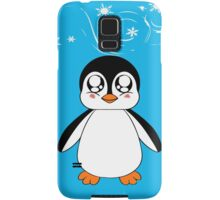 Penguin & Snow Samsung Galaxy Case/Skin