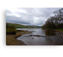 Semer Water - Yorks Dales #3 Canvas Print