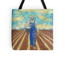THE FARMER SOWING HIS CORN Tote Bag