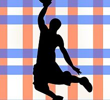 Basketball by Alaina Perry