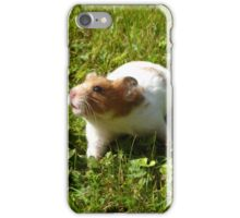 This is an unusually large cage... iPhone Case/Skin