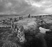 Scorhill Stone Circle by Andy Stafford