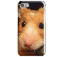 You Say What? iPhone Case/Skin