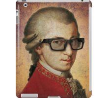 Hipster Mozart iPad Case/Skin