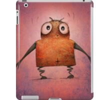 Funny Undroid Robot iPad Case/Skin